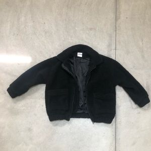I.AM.GIA Black Pixie Coat